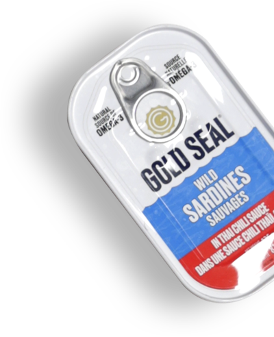 Gold Seal Can