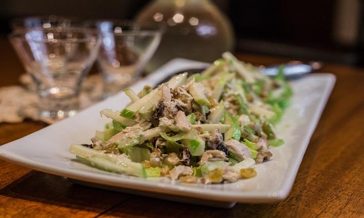 Tuna and Apple Salad