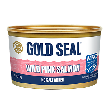 Pink Salmon No Salt Added 213g E