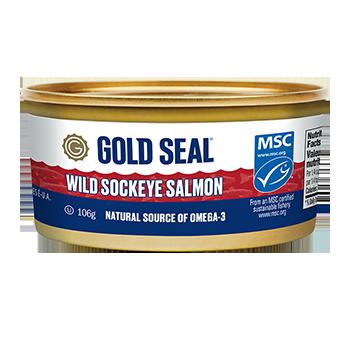 Sockeye Salmon 106g E