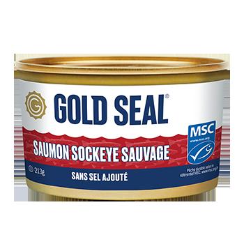 Saumon Sockeye sauvage