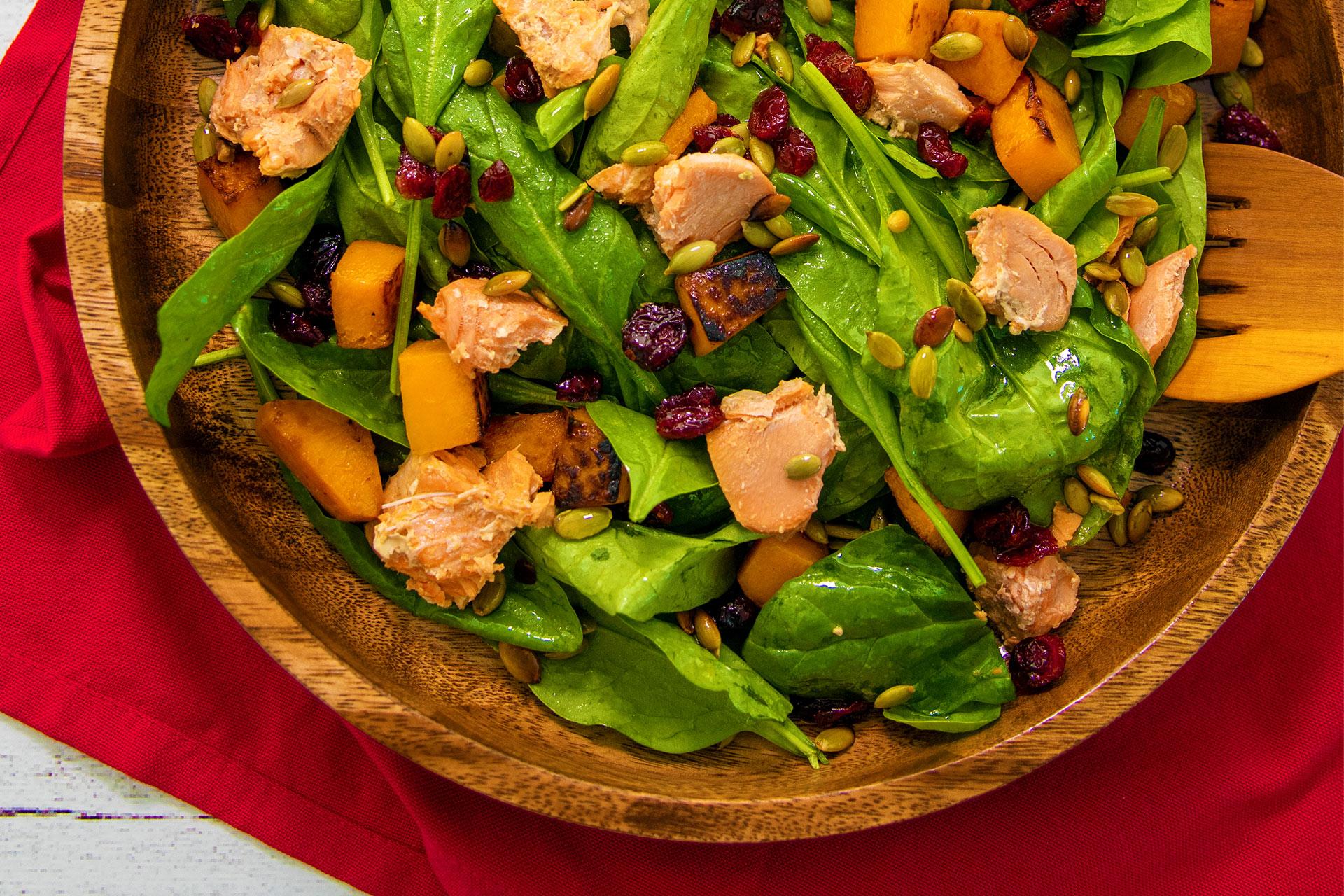Harvest Salmon Salad