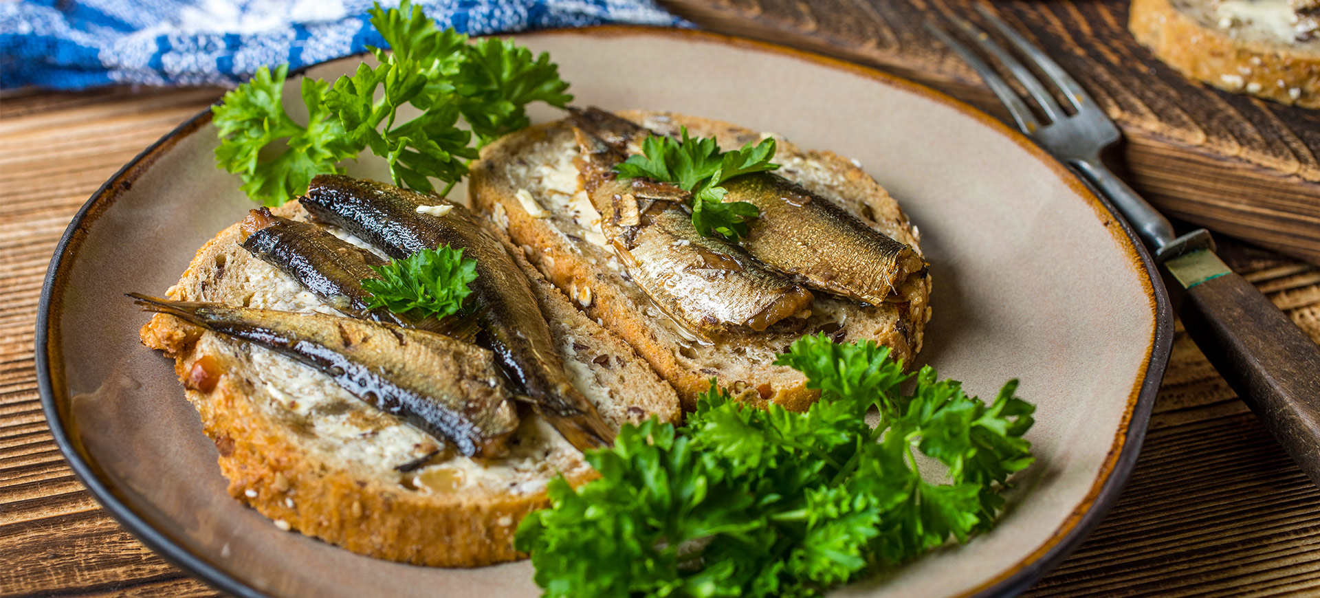 An Ode to the Sardine