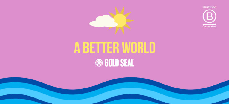 Gold Seal as a Certified B Corp