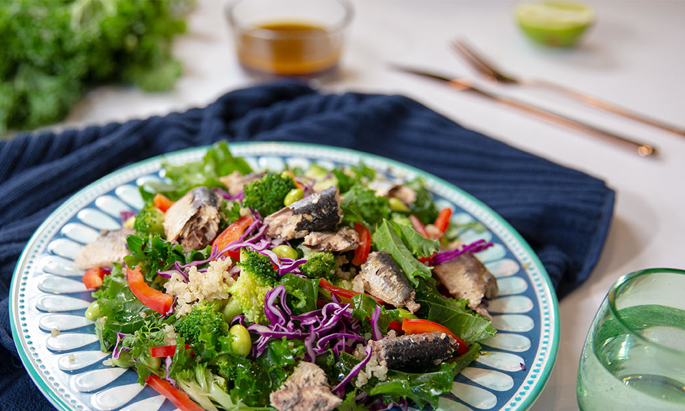 Superfood Sardine Salad