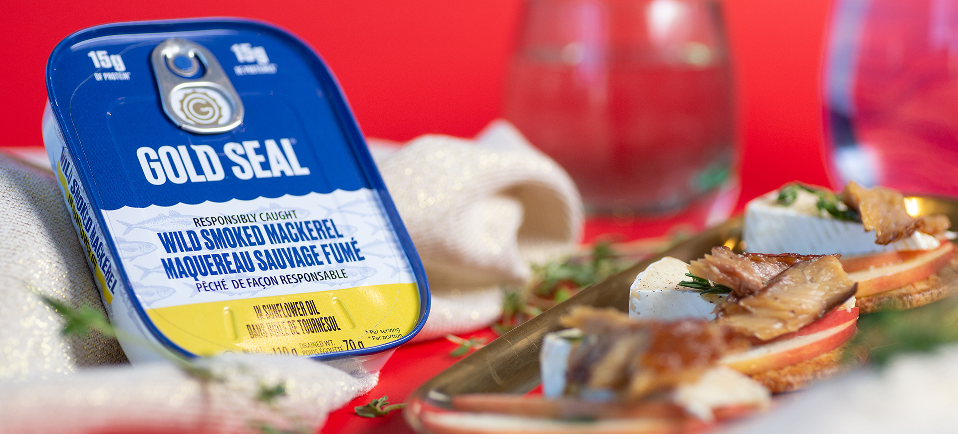 The Flavours of New Hot Smoked Mackerel