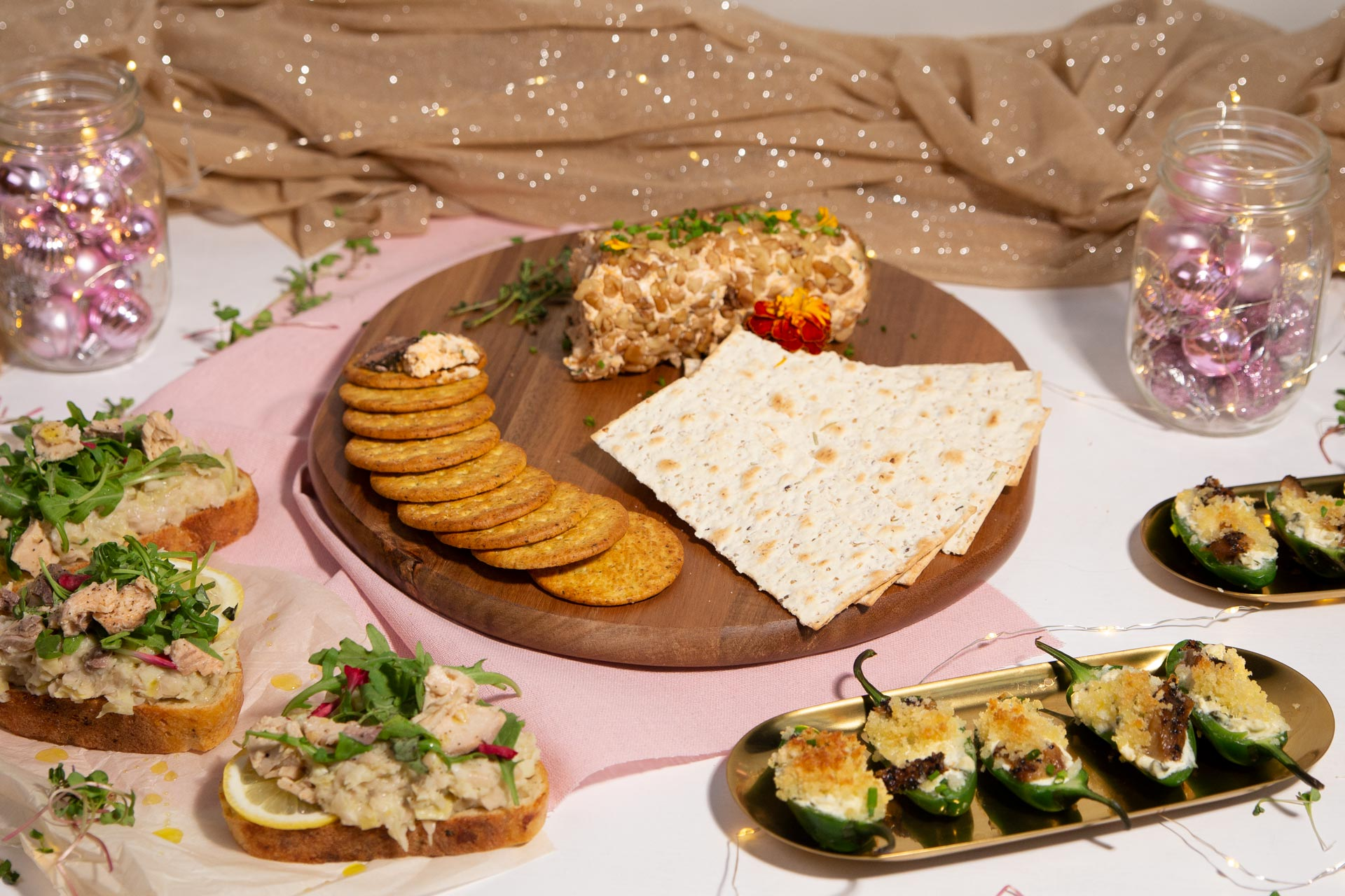 3 Holiday Appetizers