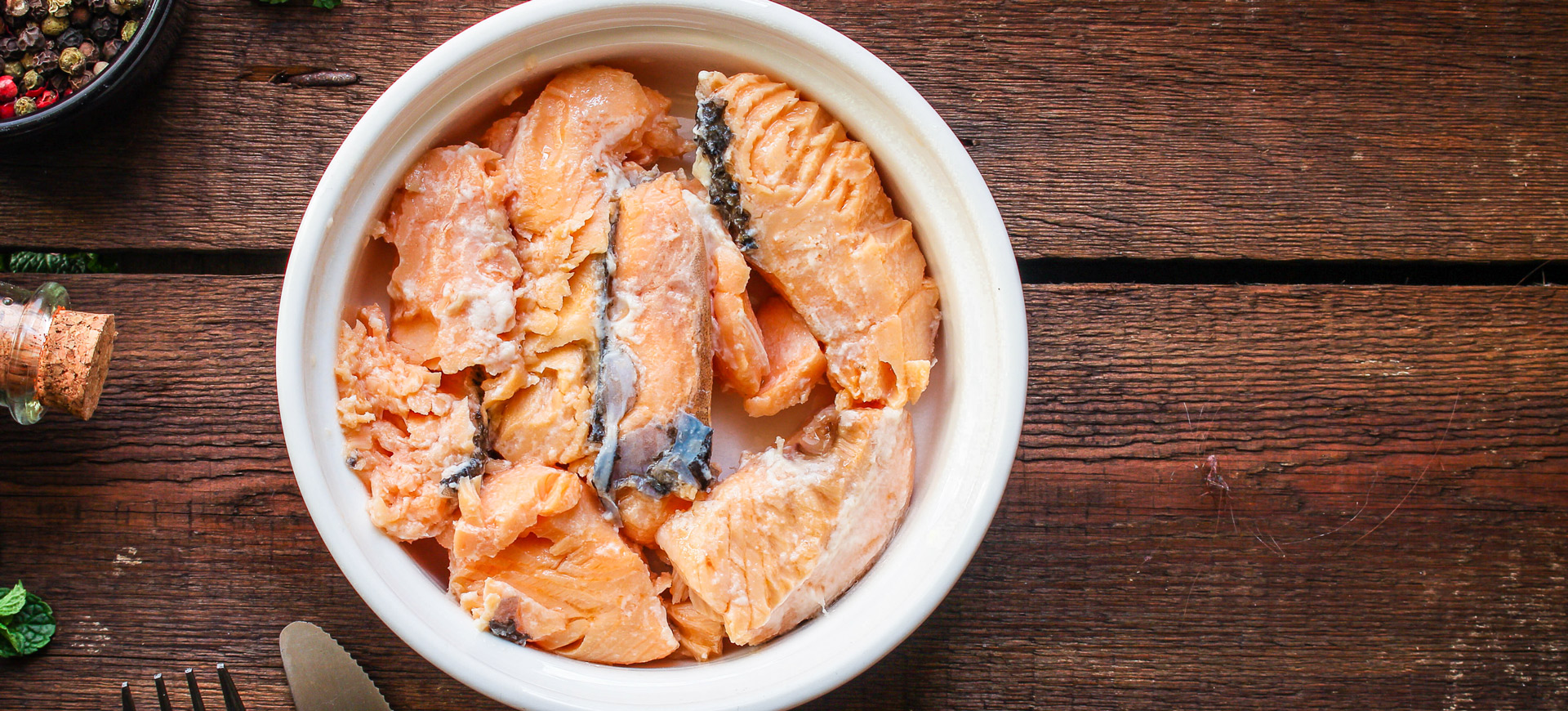 What is Canned Fish?