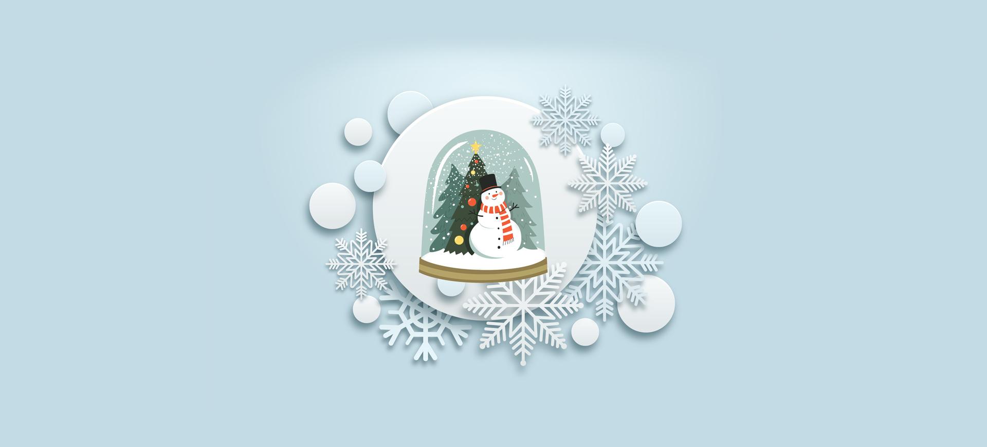 A Crafty Holiday Recipe: DIY Snow Globes